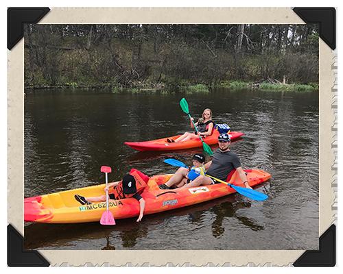 Single-Double-Kayak Rentals